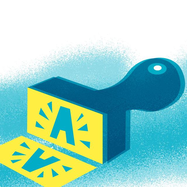 , Logo huisstijl en drukwerk
